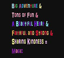 Mane 6 colorful Phrases! T-Shirt