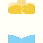 Sleeping Beauty Minimalist iPhone Case by Alexandra Grant