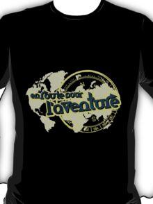 en route pour l'aventure t-shirt T-Shirt