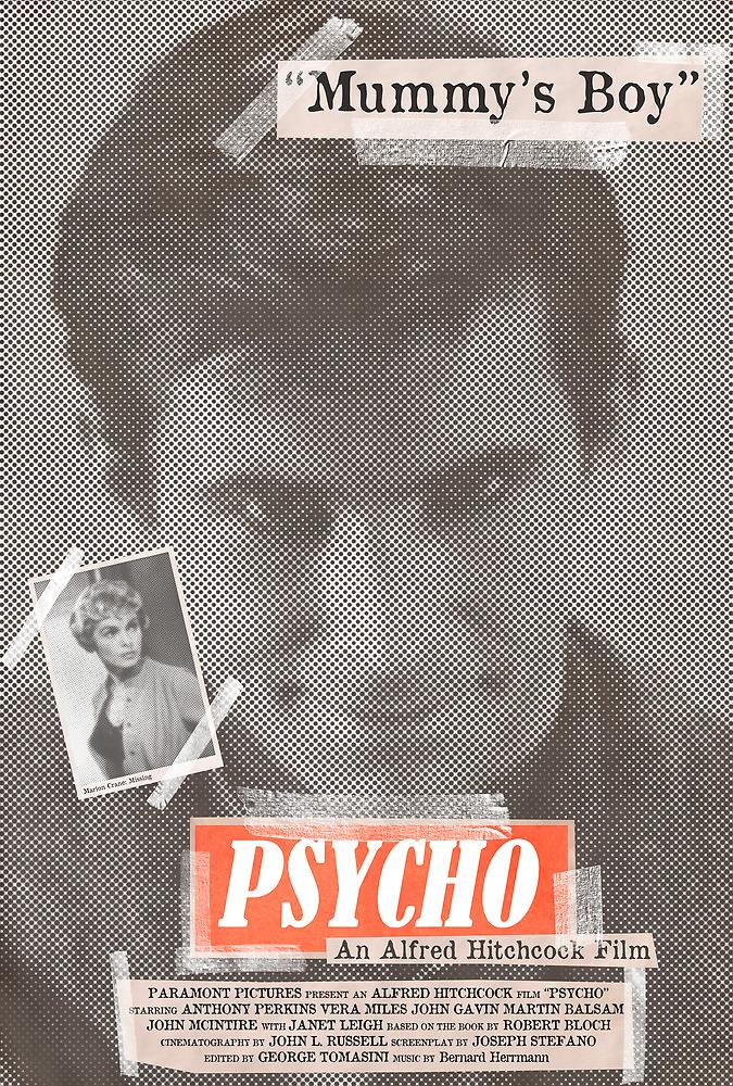 Psycho Tabloid by Robert Knight