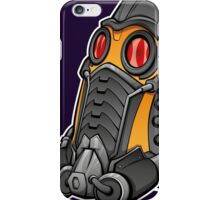 The Masked Guardian iPhone Case/Skin