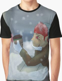 Winter Thoughts Graphic T-Shirt