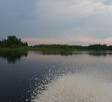 lake by Dan Forpahl