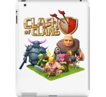 Clash Of Clan iPad Case/Skin