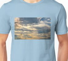 On the Shining Path Across the Sky Unisex T-Shirt