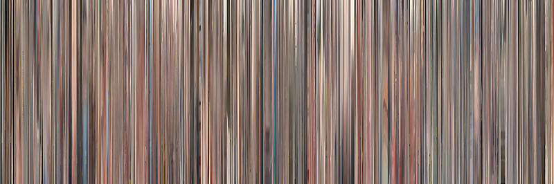 Moviebarcode: Senna (2010) by moviebarcode