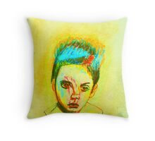 child Throw Pillow