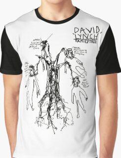 'David Lynch Family Tree' Graphic T-Shirt