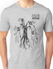 'David Lynch Family Tree' T-Shirt
