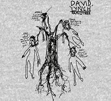 'David Lynch Family Tree' Unisex T-Shirt