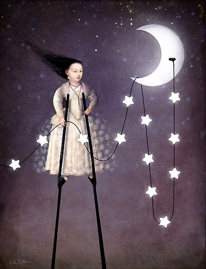 Where the starlight begins by Catrin Welz-Stein
