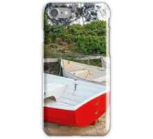 At the Edge of the Bay, Coles Bay, Tasmania iPhone Case/Skin
