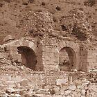 Bath of Varius - Ephesus by M-EK