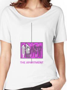 The Apartment (1960) Elevator Shirt Women's Relaxed Fit T-Shirt