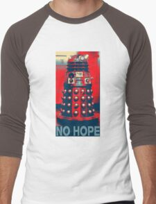 No Hope Dalek Men's Baseball ¾ T-Shirt