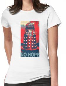 No Hope Dalek Womens Fitted T-Shirt