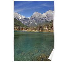 Jade Dragon Snow Mountain Poster