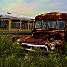 The Bus Stops Here by sundawg7