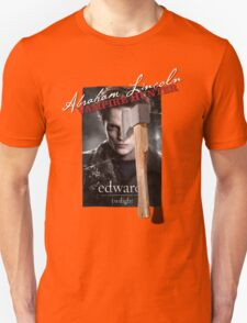 Abraham Lincoln Twilight Hunter T-Shirt