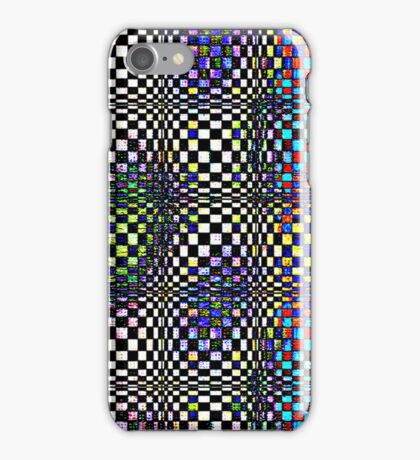 Chemical Reaction V iPhone Case/Skin