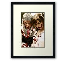 Camelot wants YOU Framed Print