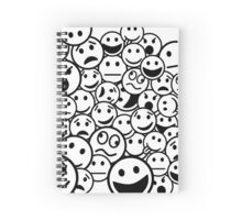 DOODLES Spiral Notebook