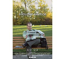 A Louder Silence Photographic Print