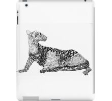 Panther 1 iPad Case/Skin