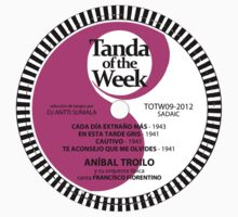 TOTW09/2012 - Troilo / Fiorentino - TK - Purple One Piece - Short Sleeve