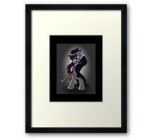 Mafia Octavia Framed Print