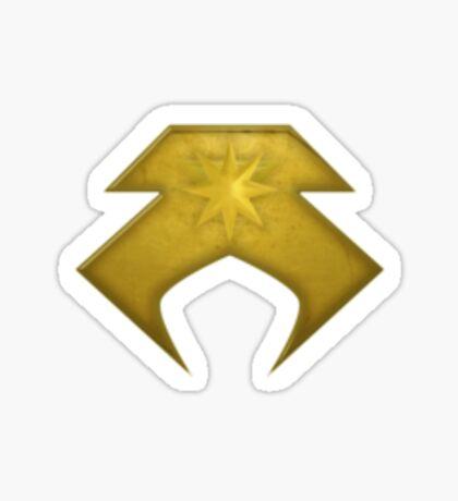 Republic City Police Badge Sticker
