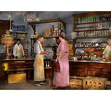 Store - In a general store 1917 Photographic Print