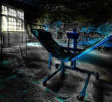 The Asylum Project Part VI - Have a seat by Erik Brede