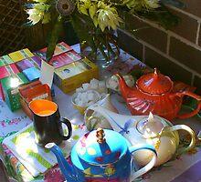 Afternoon Tea by Kate Jones