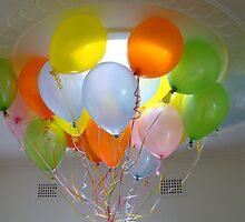 Balloons by Kate Jones