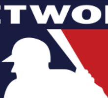 MLB Network Sticker