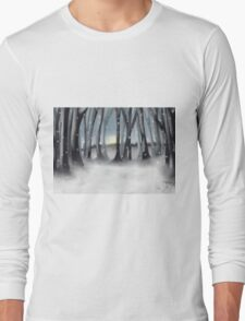 Winter Silence Long Sleeve T-Shirt