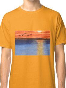 Evening Flight Classic T-Shirt