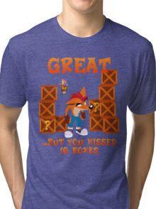 No Gem For You! Tri-blend T-Shirt