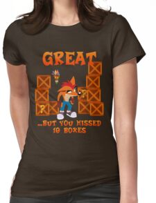 No Gem For You! Womens Fitted T-Shirt