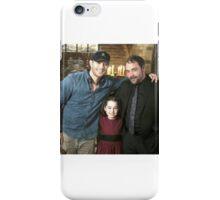 Supernatural Family Photo iPhone Case/Skin