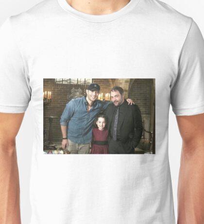 Supernatural Family Photo Unisex T-Shirt