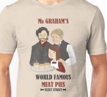 MR. GRAHAM'S MEAT PIES Unisex T-Shirt