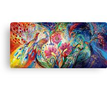 The Colors of Day Canvas Print