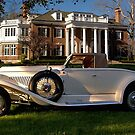 1929 Duesenberg J  Weymann St. Cloud Sport Sedan by TeeMack