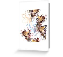 Lord of the Birds Greeting Card