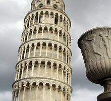 Leaning Tower of Pisa by Michelle Lia