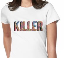 Kill 'Em Womens Fitted T-Shirt