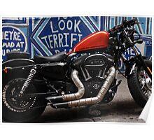 tough bike - looking terrific. Poster