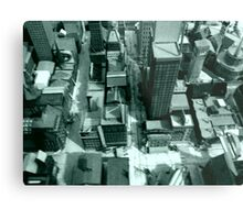 Hybrid City ( 1978-88 ) # 1 Metal Print